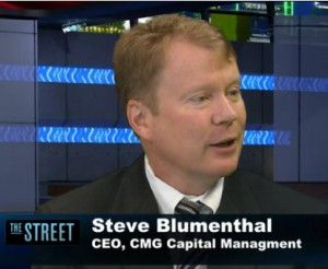 Steve Blumenthal, CMG Capital Management Group, theStreet
